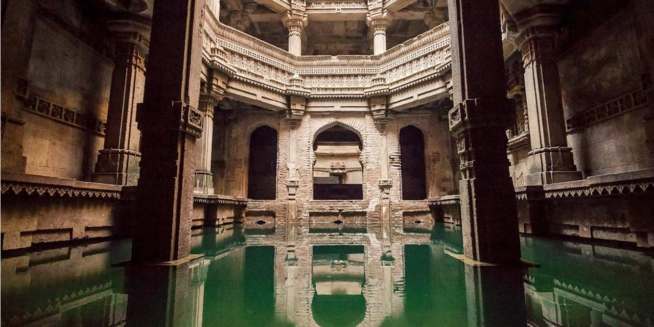 Adalaj Stepwell, Ahmedabad Top Places to Visit in Three Days