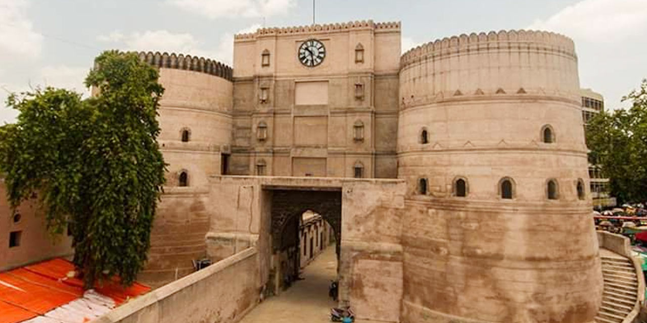 Bhadra fort, Ahmedabad Top Places to Visit in Three Days