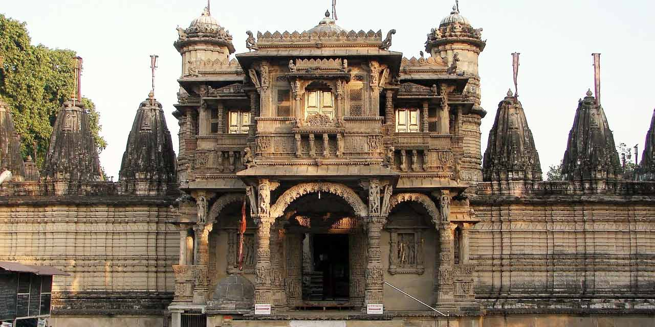 Hutheesing Jain Temple, Ahmedabad Top Places to Visit in Three Days