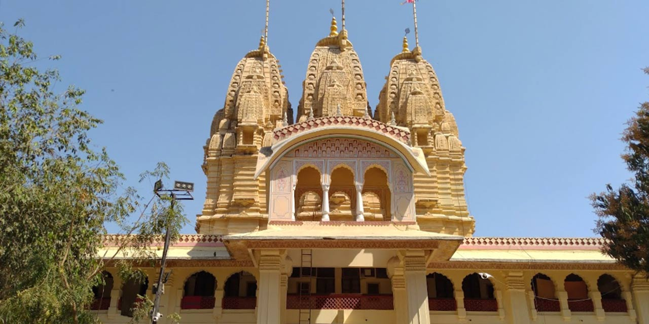 ISKCON Temple, Ahmedabad Top Places to Visit in Three Days