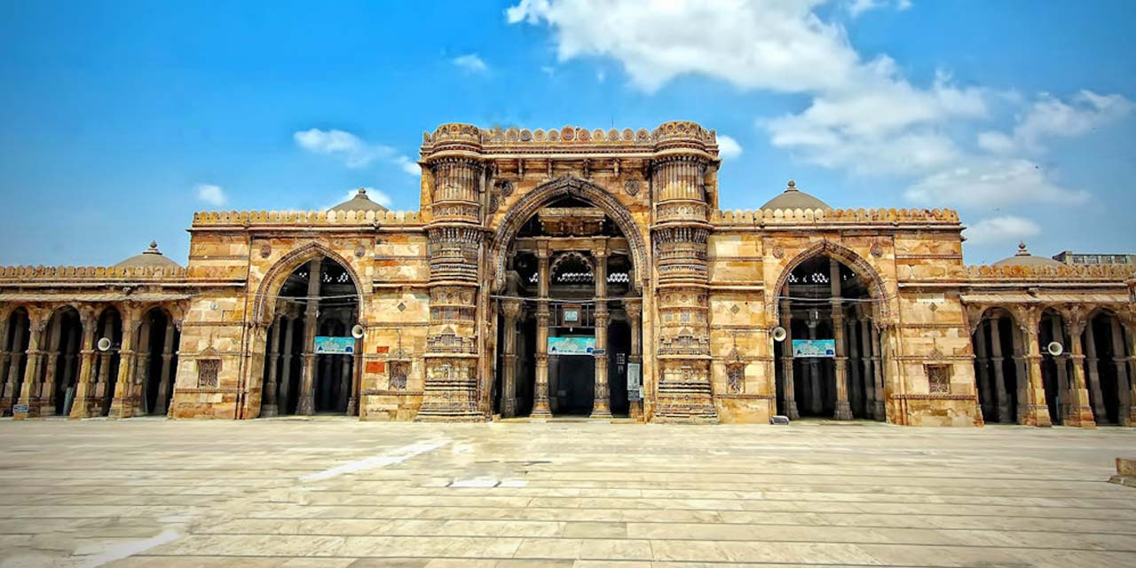 Jama Masjid, Ahmedabad Top Places to Visit in Three Days