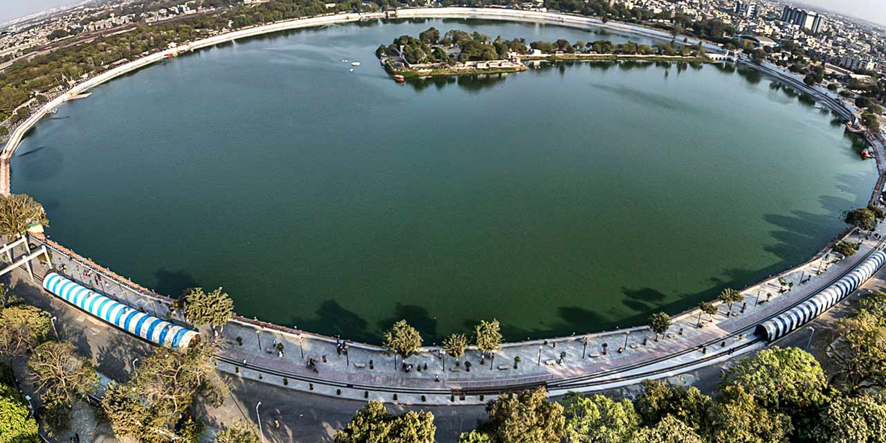 Kankaria Lake, Ahmedabad Top Places to Visit in Three Days