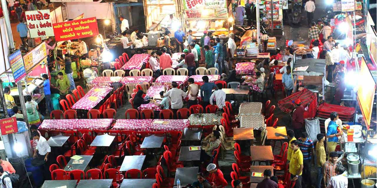 Manek Chowk, Ahmedabad Top Places to Visit in Three Days