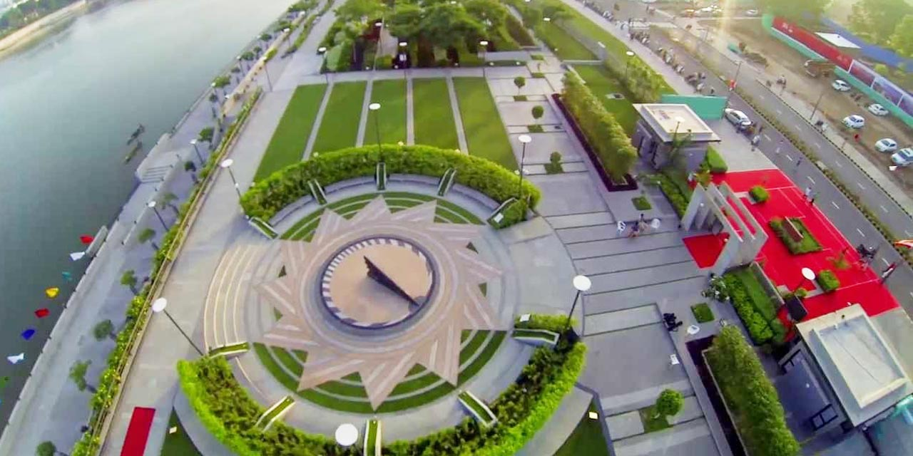 Sabarmati Riverfront, Ahmedabad Top Places to Visit in Three Days