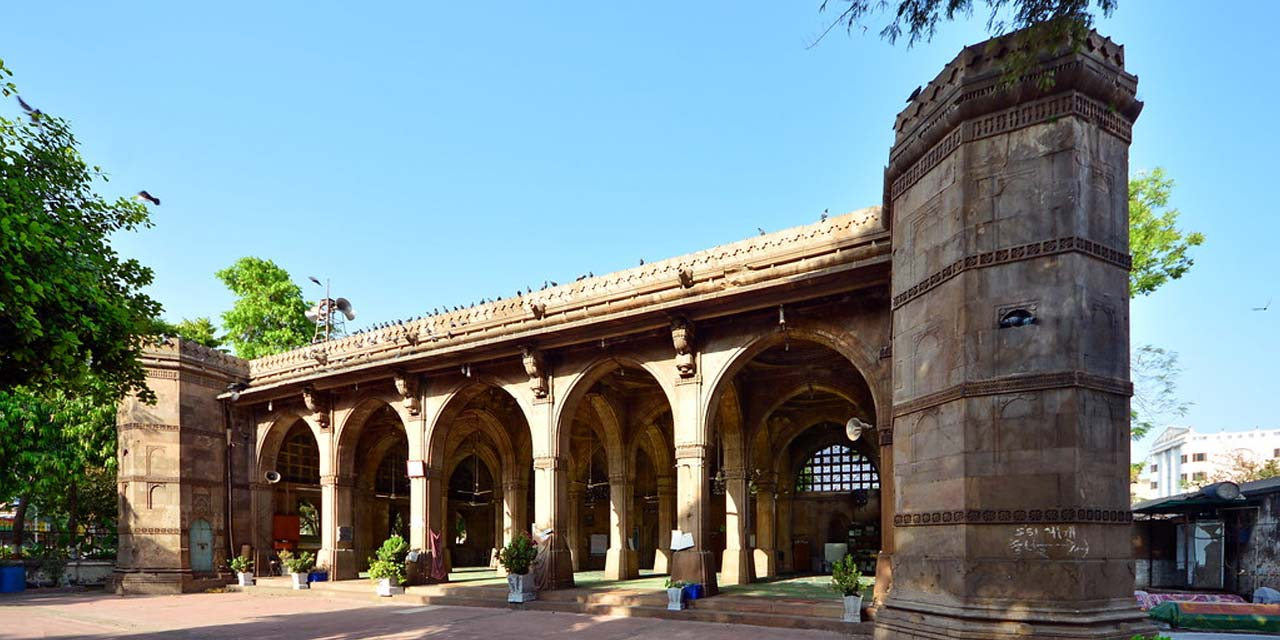 Sidi Sayyed Mosque, Ahmedabad Top Places to Visit in Three Days