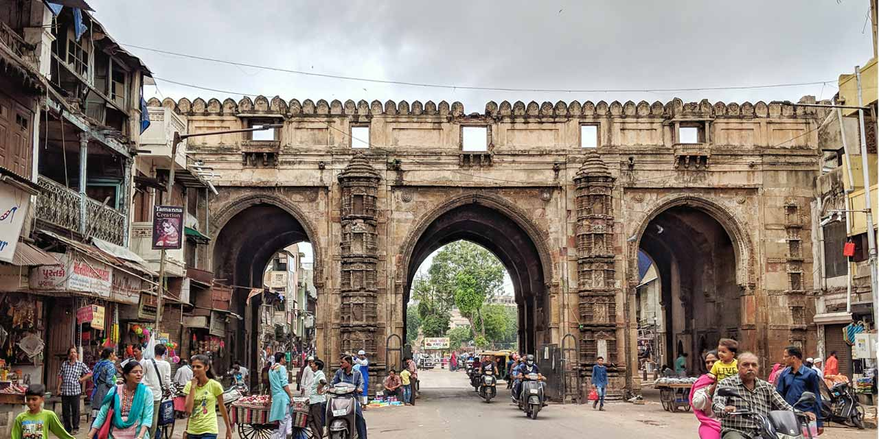 Teen Darwaza, Ahmedabad Top Places to Visit in Three Days